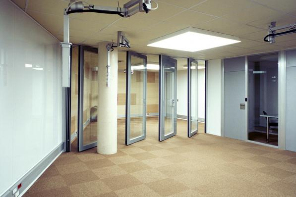 muros moviles arqústic glass