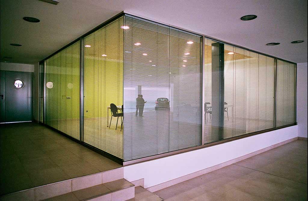 Tabiques moviles vivienda si with tabiques moviles - Tabiques de cristal para viviendas ...